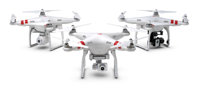 Compare Phantom 2 Series