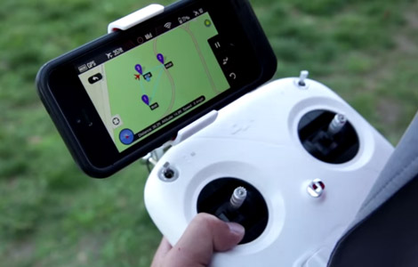 Introducing Phantom 2 Vision+ Ground Station