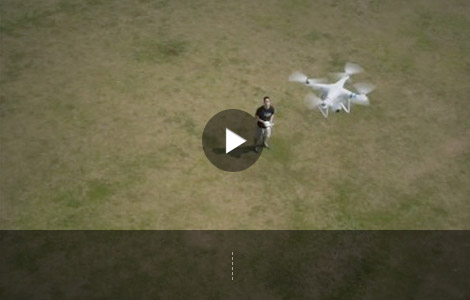 DJI Phantom 2 Vision – Your Flying Camera