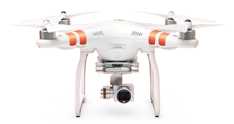 Phantom 3 Standard – Anyone Can Fly