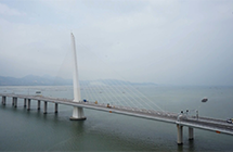 S800 AP-SHENZHEN BAY BRIDGE