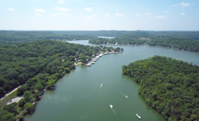 Ozarks: A Bird's-eye View