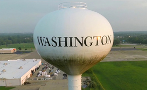 Washington, IL: A Bird's-Eye View