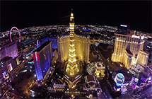 Phantom Aerial View - Las Vegas