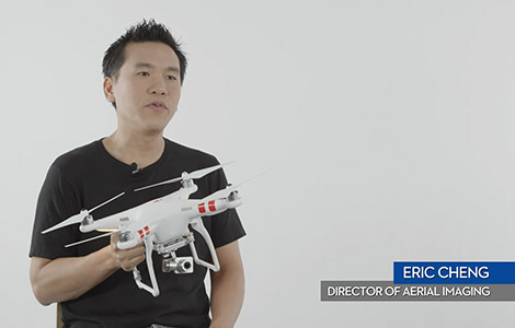 Introducing the Phantom 2 Vision+